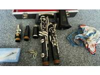 Boosey & Hawks Clarinet (plastic not wood)
