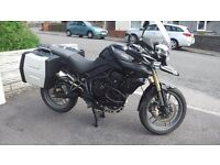 Triumph Tiger 800 2012 with extras absolutly imaculate