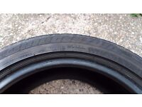 Bridgestone Potenza RE050A Runflat 225 / 45 / R17 91W