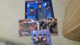 The Thompson twins lot vinyl lp records