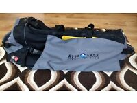 AQUA LUNG DIVERS DIVING EQUIPMENT BAG HOLDALL HOLD ALL