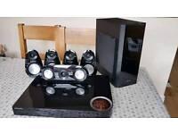 Samsung HT-F6500 5 Speaker Smart 3D Blu-ray & DVD Home Entertainment System
