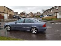 E Class Mercedes 3.2 cdi Avantgarde Auto