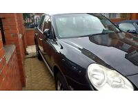 Porsche Cayenne 3.2l V6 low miles (cat c )