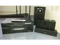 Cambridge Audio 5.1 Surround Sound Seperates System