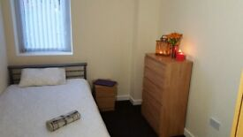 Double room in Shirebrook