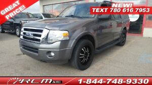 2012 Ford Expedition XLT 4X4 SUV GREAT CONDITION CALL NOW
