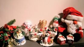 MINT Condition Christmas Decorations and Ornaments ALL for £10