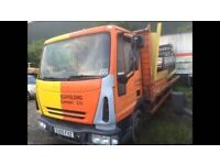 NEW YEAR CLEAR OUT 2005 Iveco Euro Cargo LEZ COMPLIANT EXHAUST SYSTEM, no test, has sat in yard for
