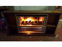 Used Electric Fire Place Room Heater