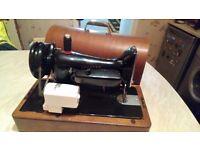 SINGER SPARTAN SEWING machine