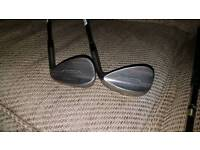 Taylormade ATV grind 52 and 56 degree wedges