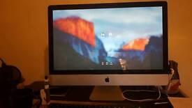 """27"""" mid 2010 iMac w/ El Capitan"""