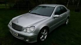 Mercedes C320 Avantgarde Automatic