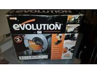 "Evolution Rage 2 14"" Multi-Purpose TCT Chop & Blade 355mm"