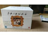 Friends Complete Series Box set DVD's.
