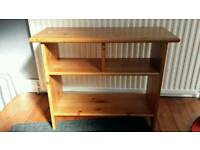 Ikea leksvik side table coffee table unit cabinet