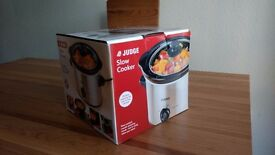 Slow Cooker 1.5L Judge brand New in Box