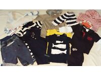 9-12 month baby boy clothes