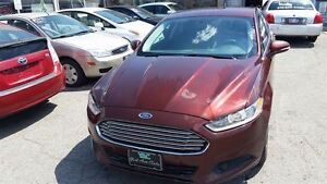 2015 Ford Fusion SE w/Ecoboost, Backup Camera, Heated Seats & Mo London Ontario image 5