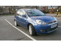 Ford, FIESTA, Hatchback, 2008, Manual, 1388 (cc), 5 doors