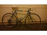 Road bike, Peugeot, Bicycle, Retro