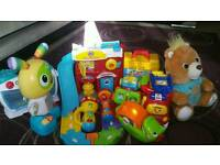 Fisher price and toot toot drivers leapfrog loads more