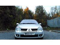 Renault Clio Sport 182 2.0 Silver 2005