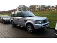 2007 56 reg Range Rover Sport HSE 2.7 tdv6 auto