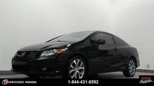 2012 Honda Civic Si GPS mags toit ouvrant