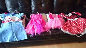 Dressing up clothes (age 3-5yrs). Good condition. Ideal xmas present