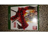 Deadpool xbox one game