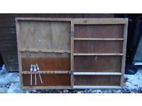 Tool box and tray (custom made )