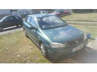 Vauxhall/Opel Astra 1.6 cheap car long mot