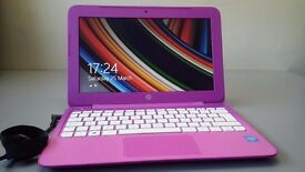 HP Stream 11 Pink/ like new
