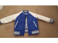 Boys faux leather jacket 1.5 - 2 years excellent condition