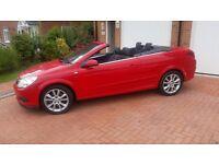 Vauxhall Astra, 1.9 CDTi Sport, Twin Top, 2dr.