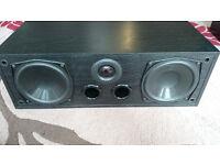B&W Centre Speaker DM600IFS