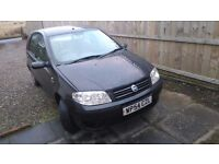 Fiat Punto for sale, MOT till Nov 2017. Problem with the exhaust and sump - see description
