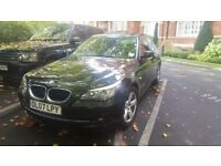 BMW 2.0 520D Manual Diesel Saloon E60 (With Angle Eye & New 1 Year MOT)