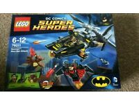 Lego dc 76011 complete boxed