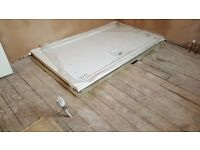 Rectangular Stone Shower Tray 1600 x 900