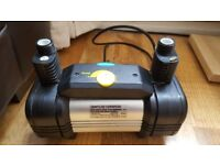 varispeed shower pump new