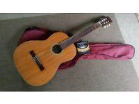 S. Yairi B&M Soloist Guitar 1965