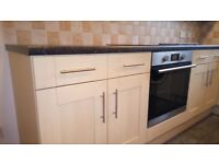Kitchen and washing machine for sale very good condition