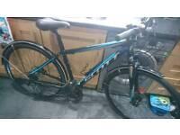 Scott hybrid swap for a bigger bike