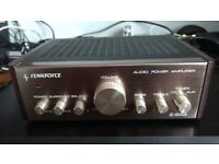 RENKFORCE E-SA9 Audio Amplifier 2 x 12 Watts