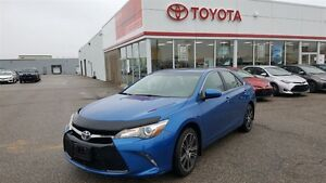 2016 Toyota Camry SE, Demo, With Snow Tires!!, Only 11371 km's!!