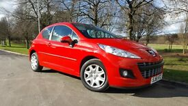 Peugeot 207 1.4 Active 3dr LOW MILEAGE *ONLY 31000 MILES* & FULLY SERVICED