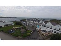 Chef de Partie and Sous Chef required for Anglesey seaside hotel - permanent full time positions